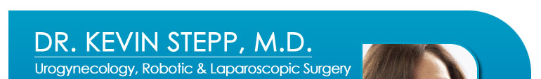 Dr. Kevin Stepp, MD - Urogynecology and Laparoscopic Surgery - Cleveland, OH